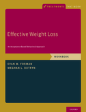 Effective Weight LossAn Acceptance-Based Behavioral Approach, Workbook$