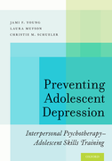 Preventing Adolescent DepressionInterpersonal Psychotherapy-Adolescent Skills Training