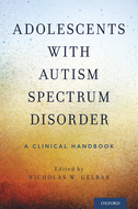 Adolescents with Autism Spectrum DisorderA Clinical Handbook