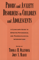 Developmental Epidemiology of Anxiety Disorders