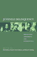 Mental Health DisordersThe Neglected Risk Factor in Juvenile Delinquency
