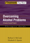 Overcoming Alcohol Problems: A Couples-Focused Program: Therapist Guide$