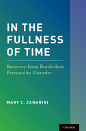 In the Fullness of TimeRecovery from Borderline Personality Disorder
