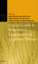 Behavioural experiments: historical and conceptual underpinnings