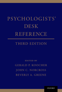 Psychologists' Desk Reference$